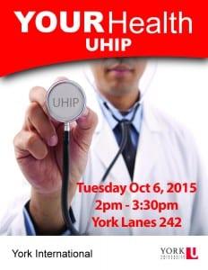 Living In Canada: Understanding Health Insurance @ 242 York Lanes