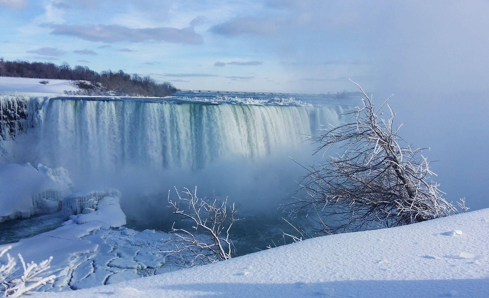 ISX Niagara Falls Day Trip