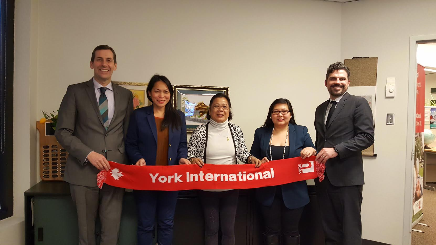 November 24, 2016 York International, YUELI and Development Academy of the Philippines
