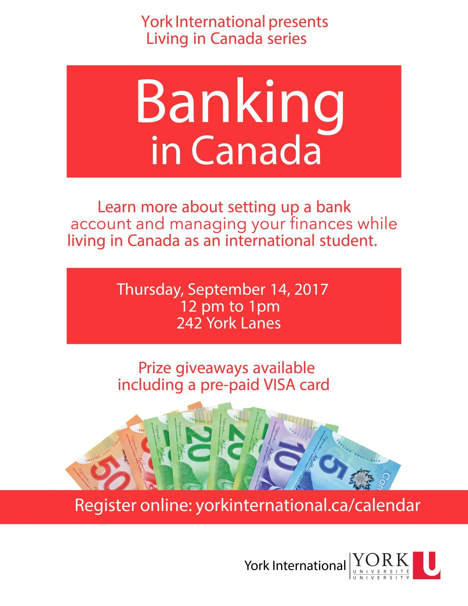 Banking in Canada @ 242 York Lanes