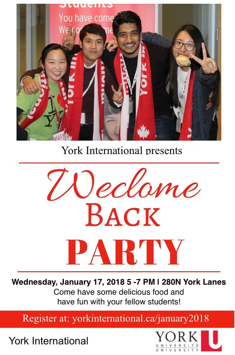 Global Peer Program Welcome Back Party @ 280N York Lanes  | Toronto | Ontario | Canada