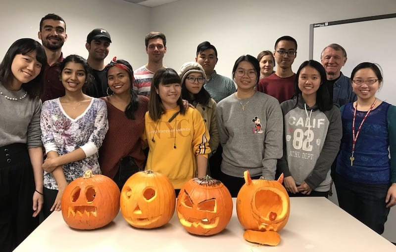 Halloween 2018 Pumpkin Carving Event