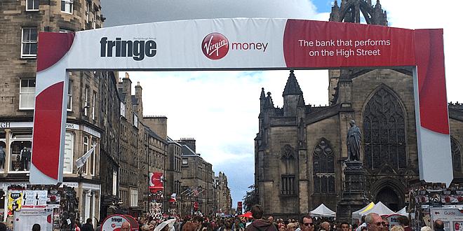Edinburgh Fringe Fest 2020