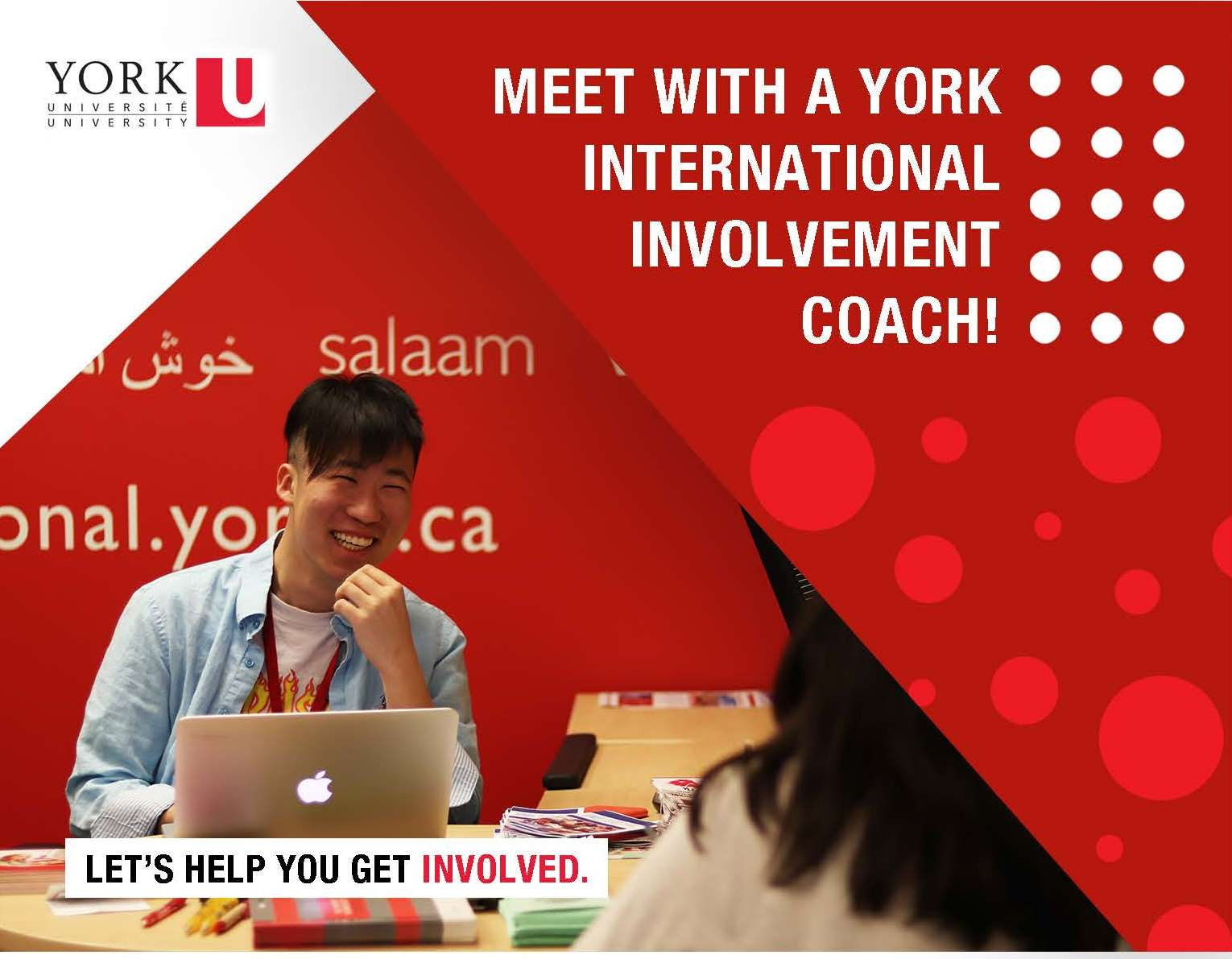 Involvement Coaching Information Session @ 242 York Lanes | Toronto | Ontario | Canada