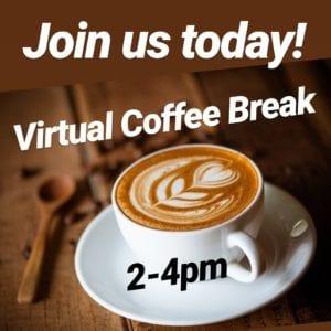 Virtual Coffee Break @ https://yorkinternational.apps01.yorku.ca/machform/view.php?id=384446