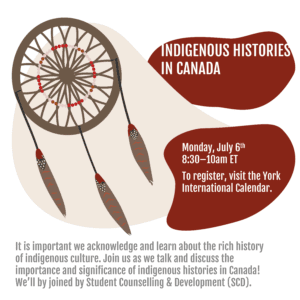 Virtual Coffee Break: Indigenous Histories in Canada @ Zoom