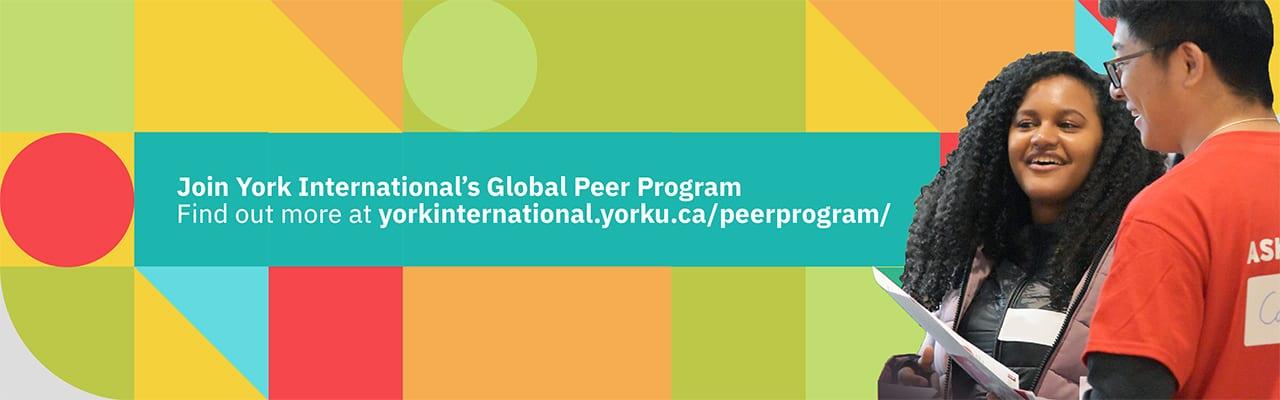 Global Peer Program