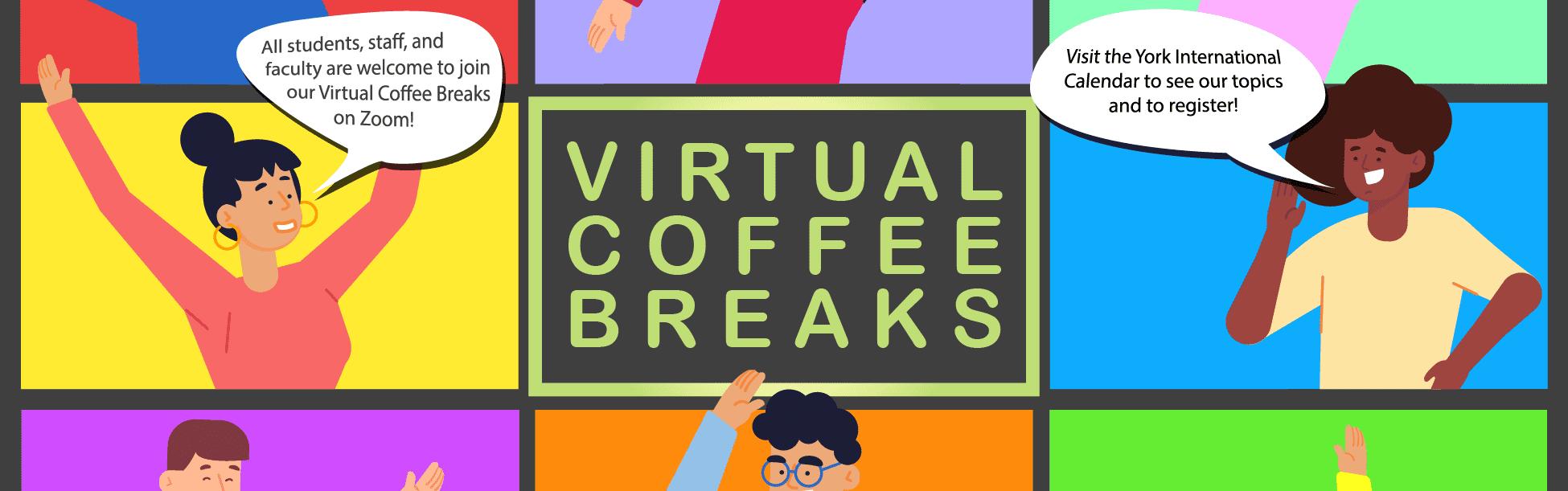 Virtual Coffee Break