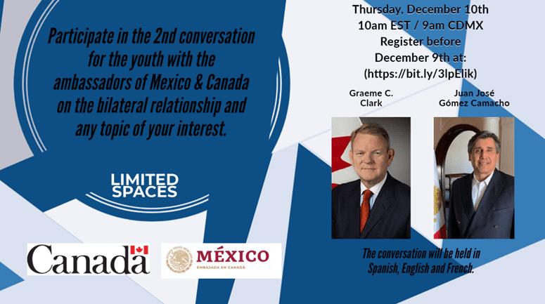 Canada - Mexico Youth Talks