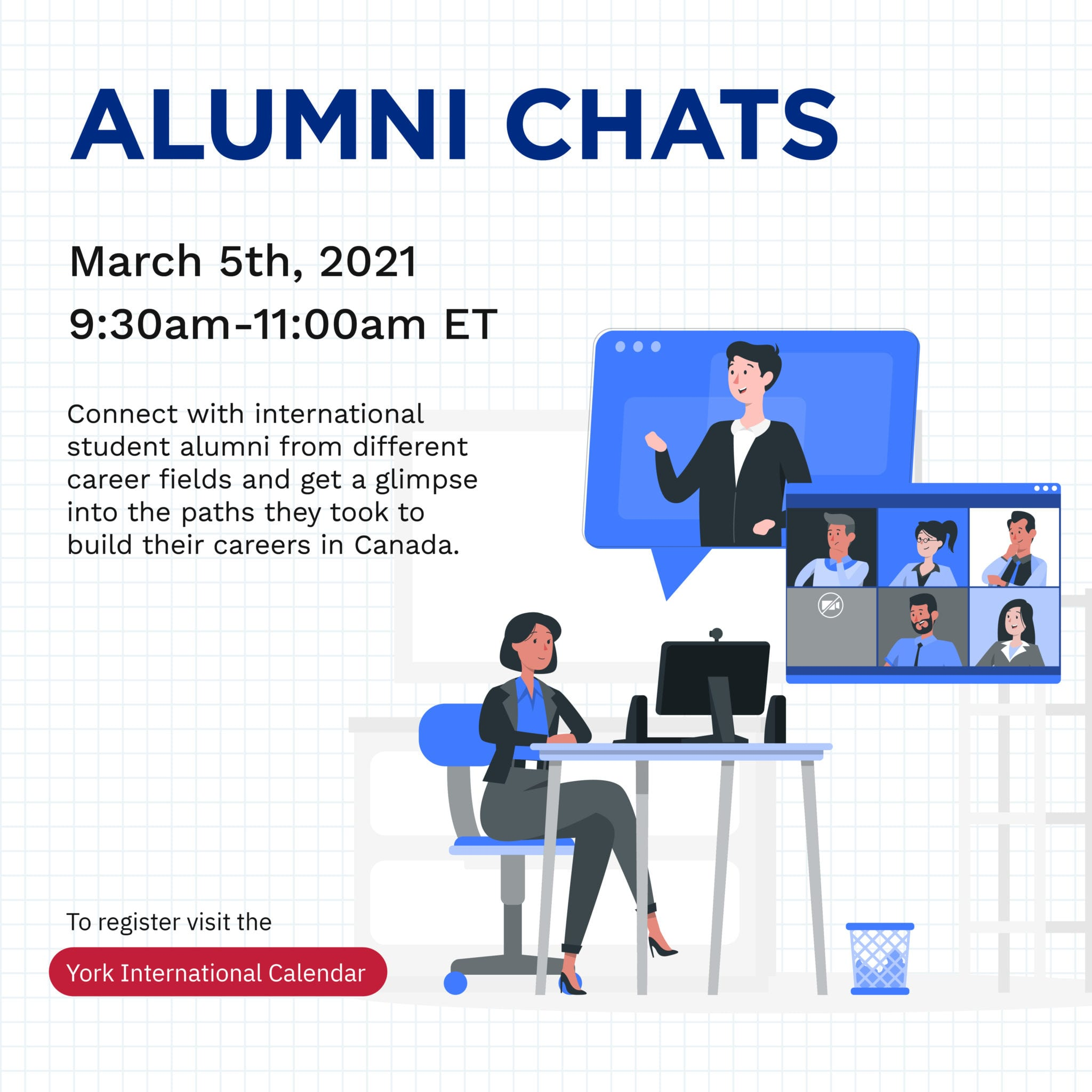 Alumni Chats @ Zoom
