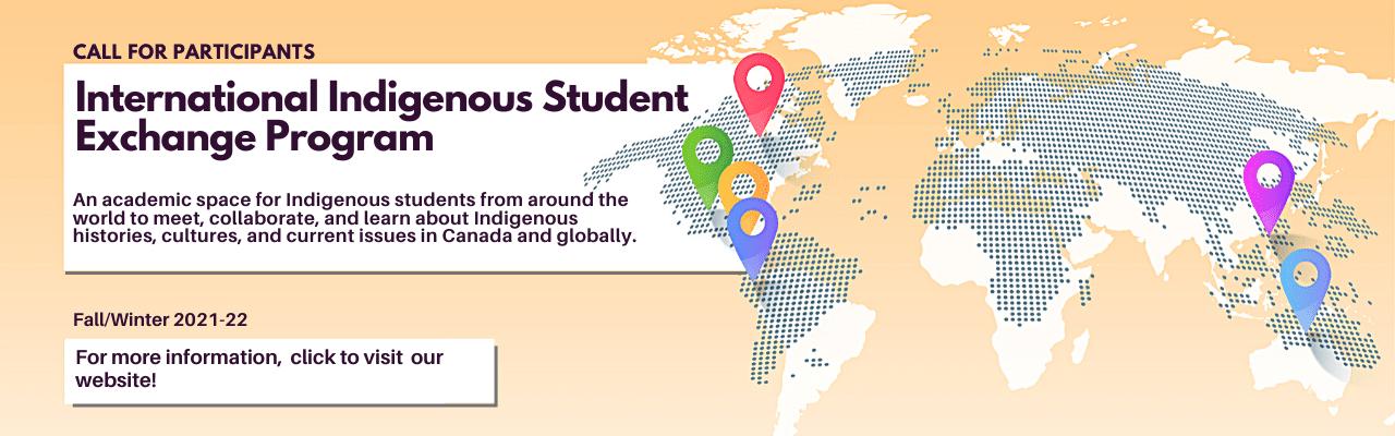 International Indigenous Student Exchange Program